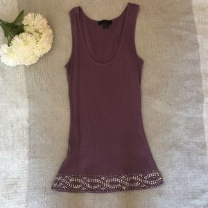 Express purple top
